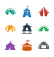 marquee icons vector image vector image