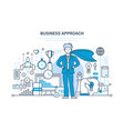 business approach project control management
