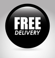 fast delivery vector image vector image