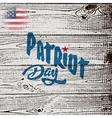 Patriot day badges logos and labels for any use vector image vector image