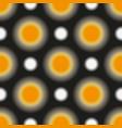 seamless dark unsharp pattern of bright yellow vector image