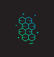 cells icon design vector image