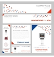 Six banners for phytolight with PH meter vector image vector image