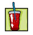 fresh soda vector image vector image