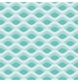 Vintage abstract waves background vector image vector image