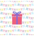 gift icon patterns seamless vector image vector image