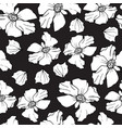 Pomegranate seamless pattern floral repeat