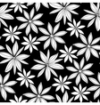 Graphic cardamom pattern vector image