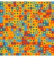Colorful dots pattern vector image