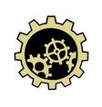 gears element vector image