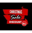Sale tag Sale banner vector image vector image