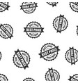 best price sale rubber stamp seamless pattern vector image vector image