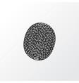 kiwi icon symbol premium quality isolated vector image vector image