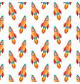 rocket start up pattern vector image