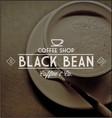 Vintage Coffee Logo 3 vector image vector image
