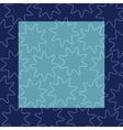 background frame blue vector image vector image