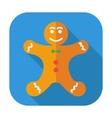 Gingerbread vector image