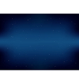 Dark Space Blue Navy Background vector image vector image