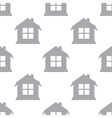 New House seamless pattern vector image vector image