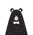 picture of papa bear vector image