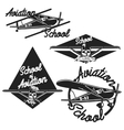 Vintage Aviation emblems