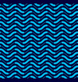 wavy technical lines seamless pattern abstract vector image