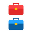 handbag icons collection vector image