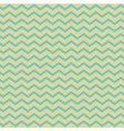 summer zig zag pattern vector image
