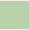 summer zig zag pattern vector image vector image