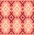 tribal southwestern native navajo seamless pattern vector image vector image