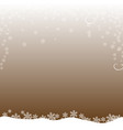 christmas decoration background with space for vector image
