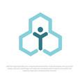 health logo vector image
