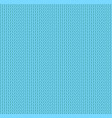 knit texture light blue color seamless pattern vector image vector image