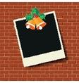 Polaroid Background vector image