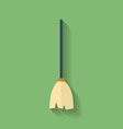 Icon of Mop or Broom Flat style vector image