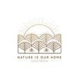 logo nature home
