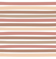 seamless pattern with horizontal stripes vector image vector image