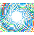 whirlpool background waves vector image vector image