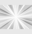 abstract rays wallpaper gray background vector image