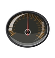 Speedometer 140 km in hour icon cartoon style vector image vector image