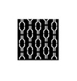 wallpaper black icon sign on isolated vector image vector image