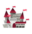 medieval kingdom character isolated fairy tale vector image vector image