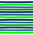 seamless colorful pattern with horizontal stripes vector image vector image