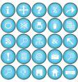 technology symbols vector image