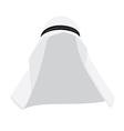 Arabic hat vector image vector image