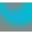 Fractal wave blue vector image