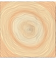tree rings vector image