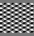 vertical zigzag seamless pattern vector image vector image