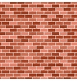 background Wall of bricks Eps 10 vector image