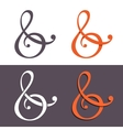 Custom ampersands vector image